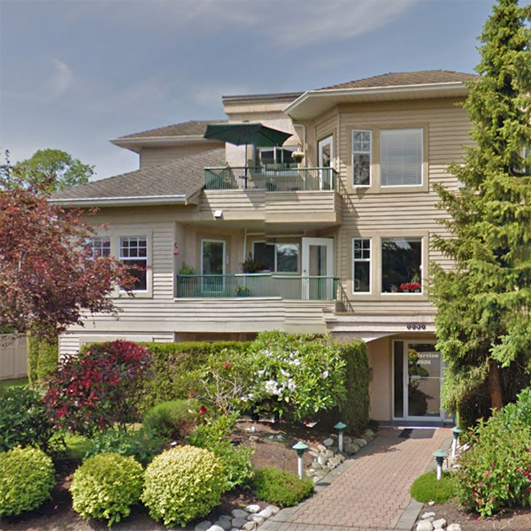 Cedarview - 9938 4 Street, Sidney, BC - Building exterior!