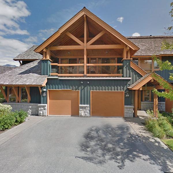 Montebello li - 4810 Casabella Crescent, Whistler, BC - Building exterior!