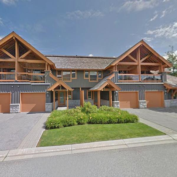 Montebello - 4879 Casabella Crescent, Whistler, BC - Typical part of the complex!