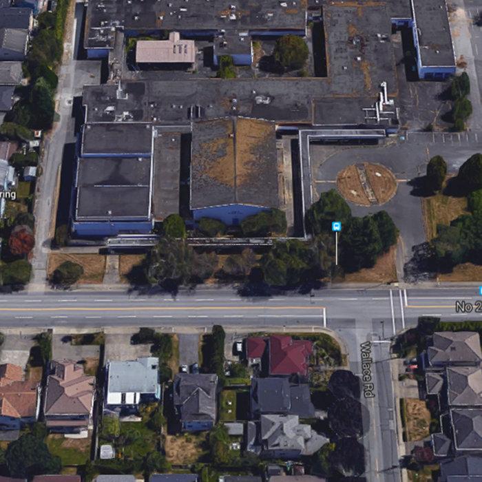 10388 No 2 Road, Richmond, BC V7E 2E3, Canada location!