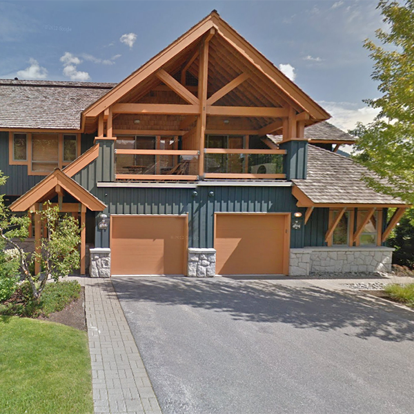 Montebello - 4879 Casabella Crescent, Whistler, BC - Typical part of the complex!