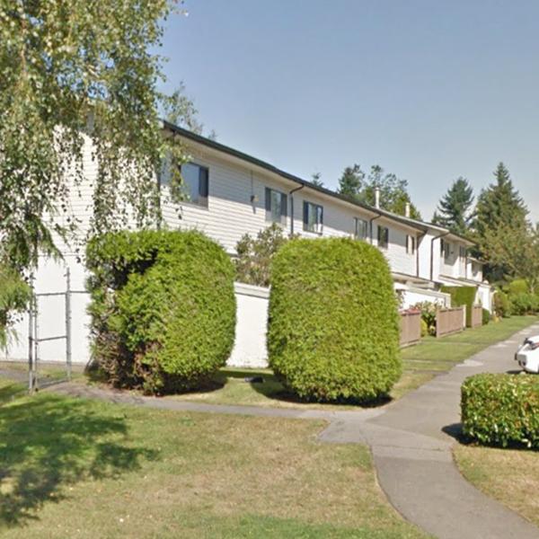 Portage Estates - 20350 53rd Ave, Langley, BC - Building exterior!