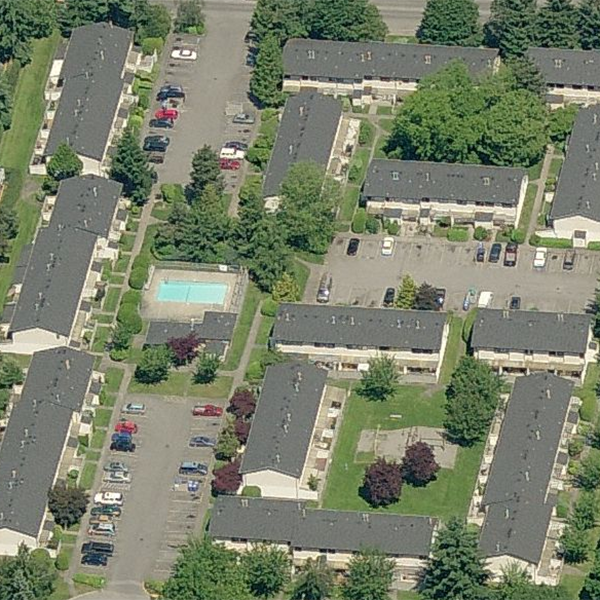 Portage Estates - 20350 53rd Ave, Langley, BC - Birds eye view!