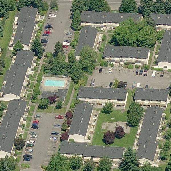 Portage Estates - 20350 53rd Ave, Langley, BC - Birds eye view!