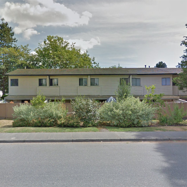 Portage Estates - 5191 204th St, Langley, BC - Building exterior!