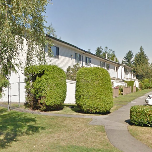 Portage Estates - 5231 204th St, Langley, BC - Building exterior!