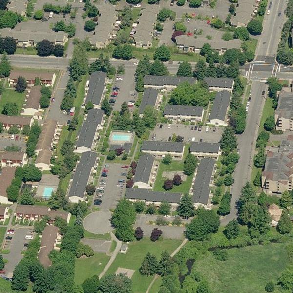 Portage Estates - 5211 204th St, Langley, BC -  Birds eye view!