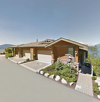 Seascape - 8655 Seascape West Vancouver, BC - Building exterior!