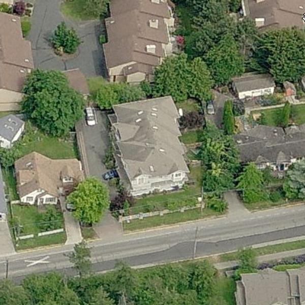 Jordan Lane - 10549 McDonald Park, Sidney, BC - Birds eye view!