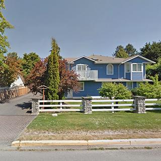 Jordan Lane - 10549 McDonald Park, Sidney, BC - Building exterior!