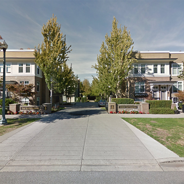 The Brownstones - 15833 26 Ave, Surrey, BC - Building exterior!