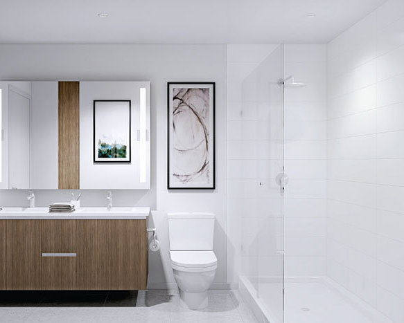 516 Foster Ave, Coquitlam, BC V3J, Canada Bathroom!
