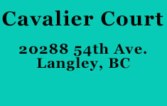 Cavalier Court 20288 54TH V3A 3W3