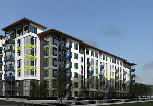 3289 Riverwalk Ave, Vancouver, BC V5S 4N4, Canada Exterior Rendering!