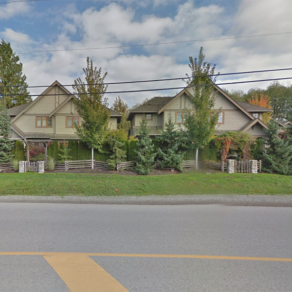 Wills Creek - 3122 160 St, Surrey, BC - Typical part of the complex!