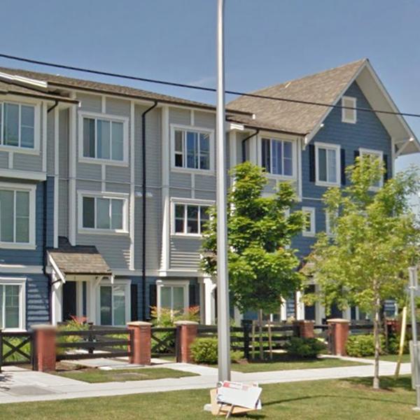 Fleetwood Mews - 8713 158 St, Surrey, BC - Building exterior!