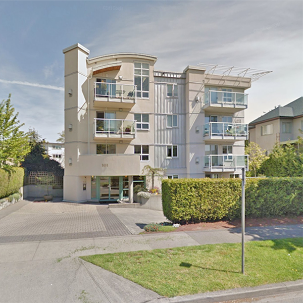 936 Fairfield - 936 Fairfield Road, Victoria, BC - Building exterior!