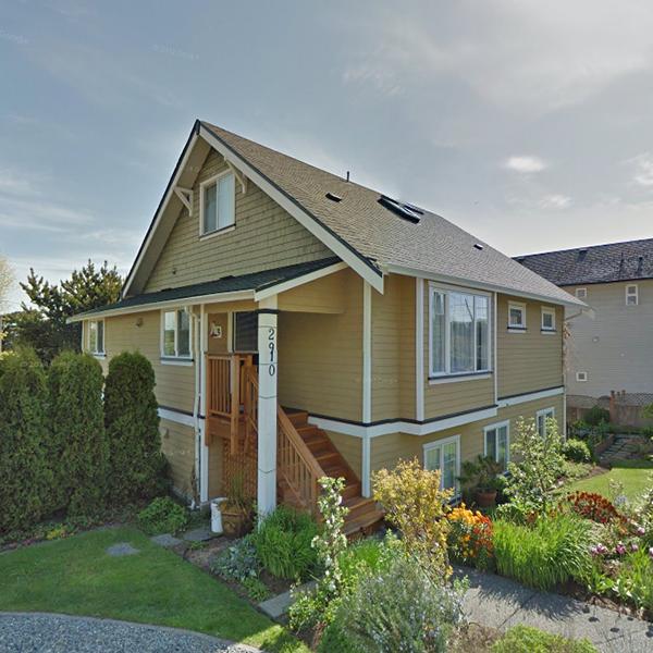 2910 Hipwood Victoria BC - Building exterior!