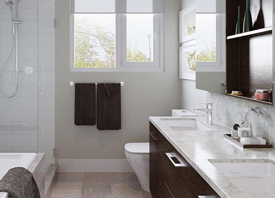 7488 Granville St, Vancouver, BC V6P 4Y5, Canada Bathroom!