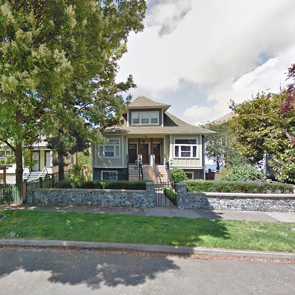 2310 Wark St, Victoria, BC - Building exterior!