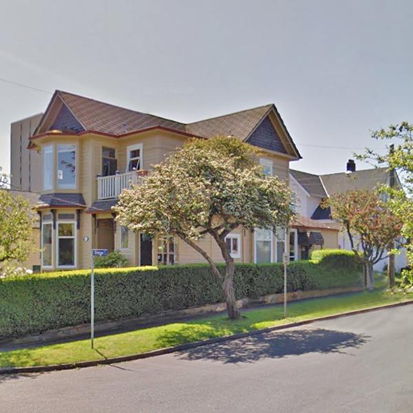 521 Simcoe St, Victoria, BC - Building exterior!