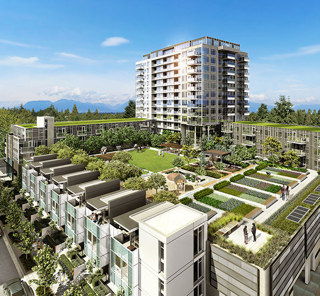 6900 Pearson Way, Richmond, BC V7C 4N3, Canada Roof Garden!