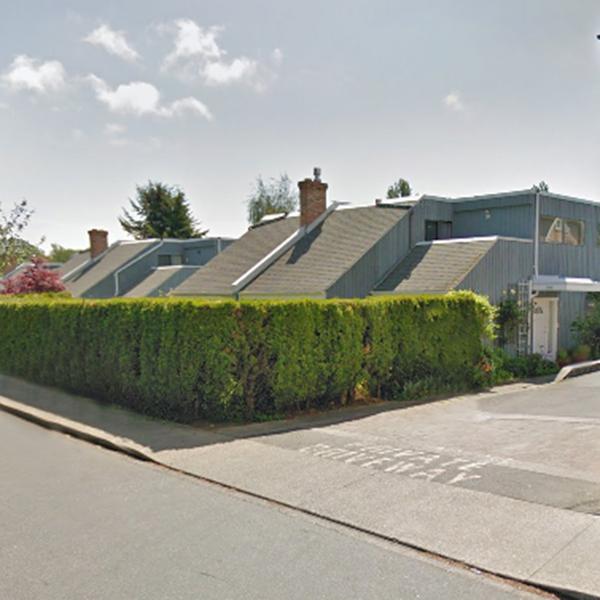 Springwood - 1319 Gladstone Ave, Victoria, BC - Building exterior!
