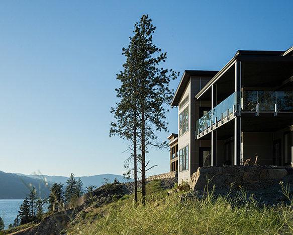1664 Lakestone Drive, Lake Country, BC V4V 1N5, Canada Noba Vision Showhome Exterior!