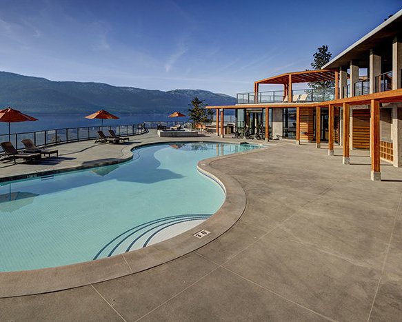 1664 Lakestone Drive, Lake Country, BC V4V 1N5, Canada Pool!