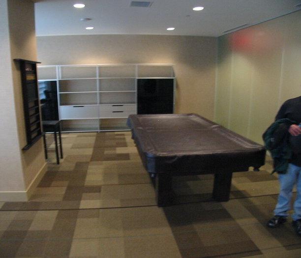 Game Room - Billiards!