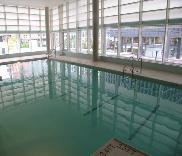 Indoor Swimming Pool!