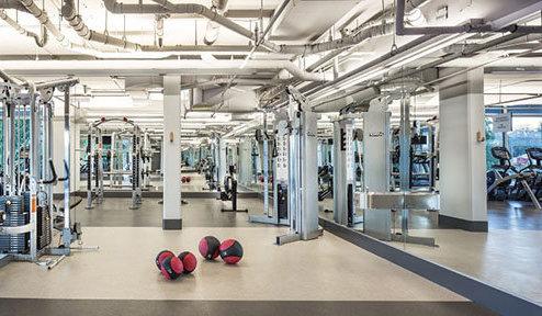 866 Arthur Erickson Place, West Boulevard, Vancouver, BC, Canada Exercise Centre!