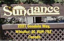 Sundance 2221 GONDOLA V0N 1B2