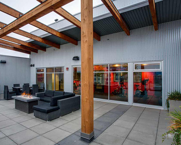 1350 St Paul St, Kelowna, BC V1Y 2E1, Canada Rooftop Patio!