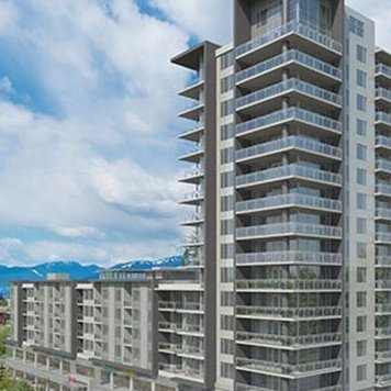 CentreBlock - 9050 Highland Court, Simon Fraser University, Burnaby, BC - Developer's Photo!