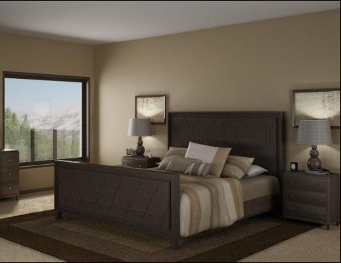 3175 Columbia Valley Highway, Cultus Lake, BC V2R 5A3, Canada Bedroom!