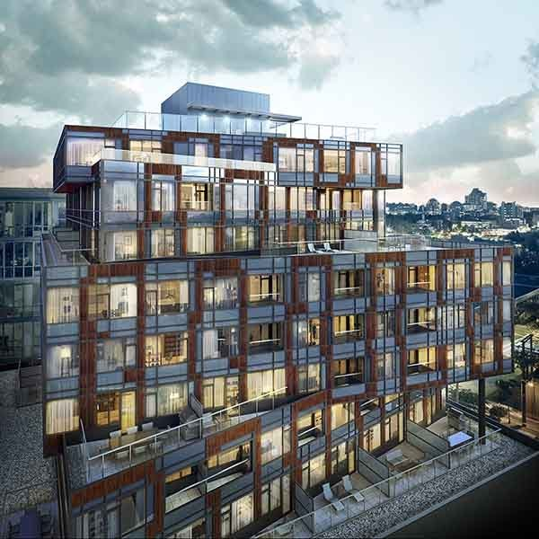 Ellsworth - 209 East 7th Avenue, Vancouver, BC - Developer's Photo!