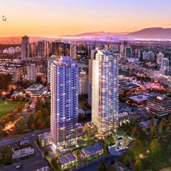 The MET - 6560 Nelson Ave, Burnaby, BC - Developer's Photo!