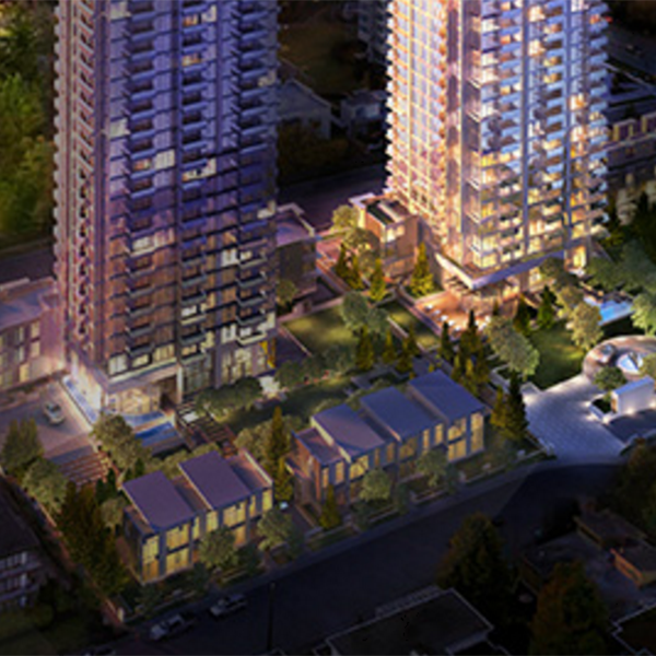 MET 2 - 6550 Nelson Avenue, Burnaby, BC - Developer's Photo!
