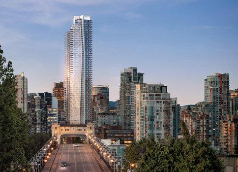 1290 Burrard Street, Vancouver, BC V6E 4R7, Canada Exerior!