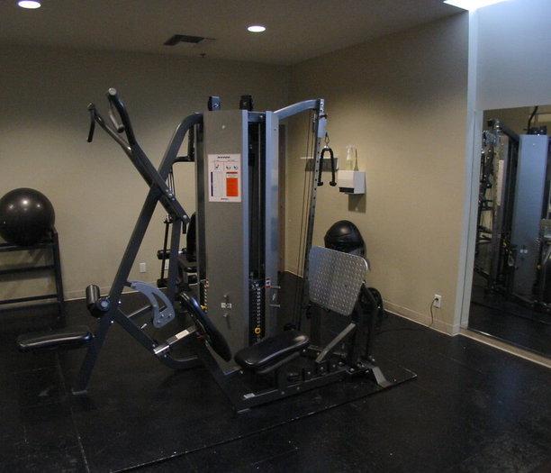 Universal Gym!