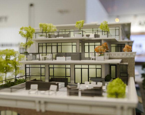 Wallace & McDowell - 149 Lonsdale Avenue, North Vancouver, BC - Developer's Photo!