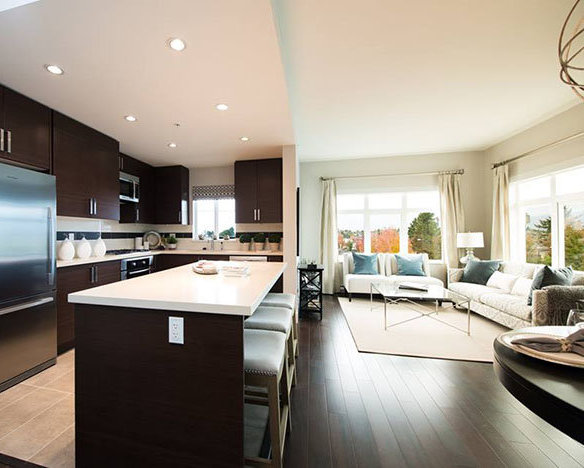 4710 Hastings Street, Burnaby, BC V5C 2K7, Canada Kitchen and Living Area!