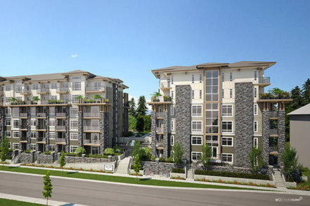Orchid Riverside Condos - Developer's Photo!