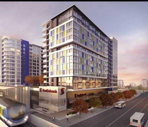 Mandarin Residences - 6288 No 3 Rd, Richmond, BC - Developer's Photo!