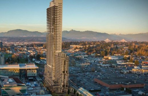 Residence at Three Civic Plaza - 13483 103rd Avenue, Surrey, BC - Developer's Photo!