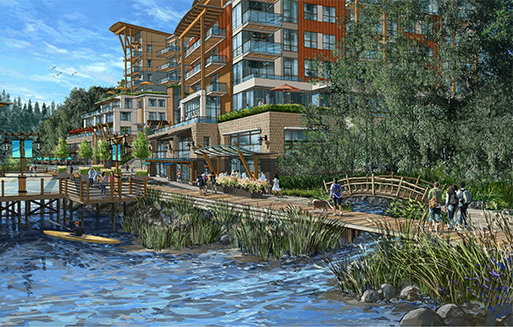 Gower Point Rd, Gibsons, BC V0N 1V8, Canada Rendering!