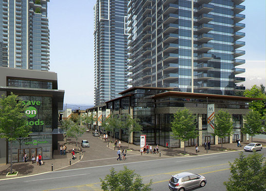 4670 Assembly Way, Burnaby, BC V5H 4L7, Canada Retail Rendering!
