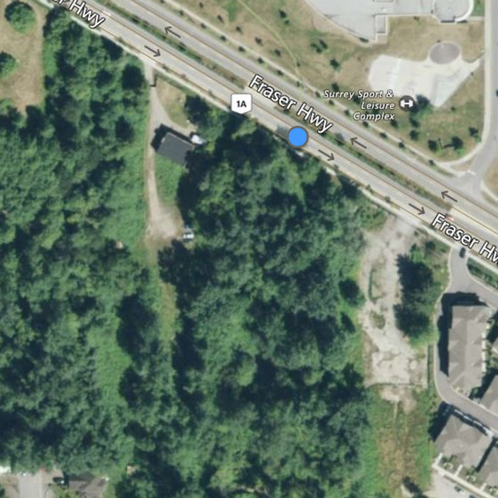 16518 Fraser Highway, Surrey, BC V4N 0G5, Canada Location!