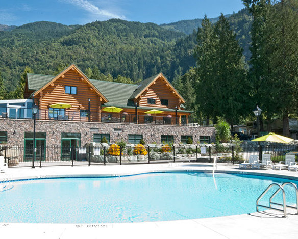 53480 Bridal Falls Rd, Fraser Valley, BC V0X 1X1, Canada Outdoor Pool at the Clubhouse!